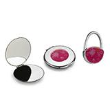 NANV化妆镜子套装 化妆镜挂包器NN24