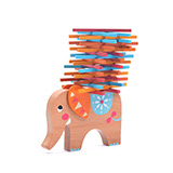 Mideer弥鹿 大象平衡游戏 儿童平衡玩具