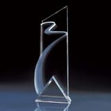 奖杯定制05 水晶精致 可免费排版刻字打LOGO 25套起订