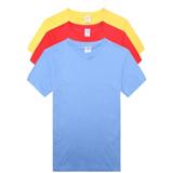 广告衫01 T恤纯棉 按需定制 广告礼品