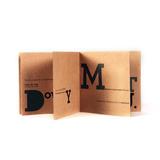 宣传册04 铜版纸 精美设计 加印logo