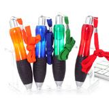 挂绳原子笔 时尚方便有创意 起订量3000企业团购礼品