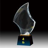 奖杯定制09 水晶材质做工精美 可定制起订量20商务礼品