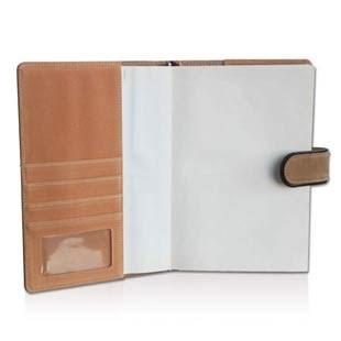 PU线装笔记本塑造鲜明可定制企业LOGO起订量500办公礼品