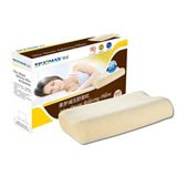 香港赛诺美梦减压舒颈枕S-003 柔软舒适助力睡眠 三八节礼品