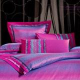 博洋(BEYOND)家纺红影床品套装 手感滑爽、柔软,外观轻盈飘逸 家居床上礼品