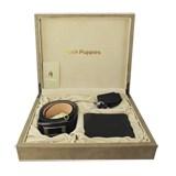 暇步士-礼盒三件套(钱夹、皮带、钥匙扣)TL10818-12A 尊贵商务礼品