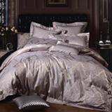 馨婷讴歌经典 MTH001-4 被套、床单、枕套,100%纯棉