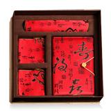 杭州造府福禄寿禧六件套 传统织锦艺术 收藏珍品商务礼品