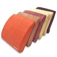 赛诺缤彩汽车腰垫 独有的感温粒子,缓解腰部不适 送领导送客户