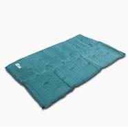 诺可文(Rocvan)  高回弹双人自动充气垫-绿色 ZC061 防潮舒适柔软 送朋友